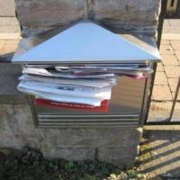 Einbruchschutz Briefkasten