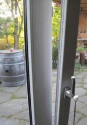 Gekipptes Fenster / Terrassentür