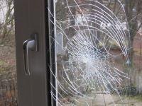 Sicherheitsfolie - transparente Einbruchschutzfolie für ...