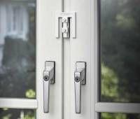 Fabulous Terrassentüren – Einbruchschutz für doppelflügelige Tür TB08