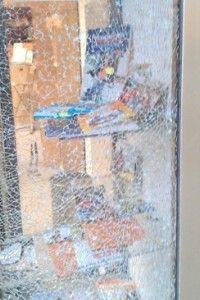 Schaufenster - Sicherheitsglas