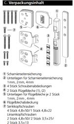 Montageanleitung Burg-Wächter WinSafe WS 44