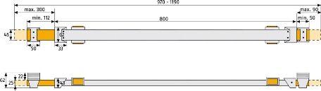 ABUS-PR1400 Querriegel-technische-Daten