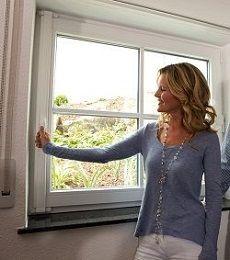 ABUS Fensterschloss FOS550 ohne Riegelstangen, weiß